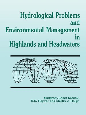 cover image of Hydrological Problems and Environmental Management in Highlands and Headwaters