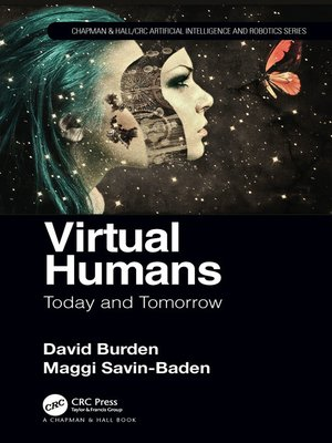 cover image of Virtual Humans