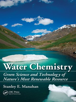 cover image of Water Chemistry