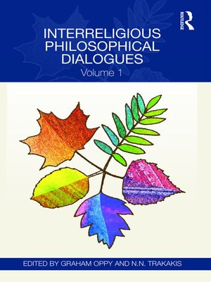 cover image of Interreligious Philosophical Dialogues