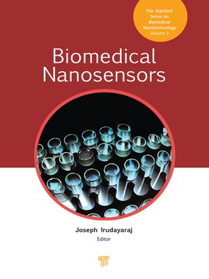 cover image of Biomedical Nanosensors