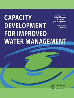 cover image of Capacity Development for Improved Water Management
