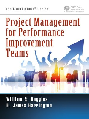 cover image of Project Management for Performance Improvement Teams