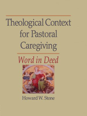 cover image of Theological Context for Pastoral Caregiving