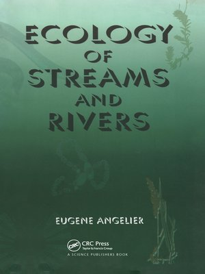 cover image of Ecology of Streams and Rivers