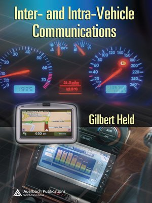 cover image of Inter- and Intra-Vehicle Communications