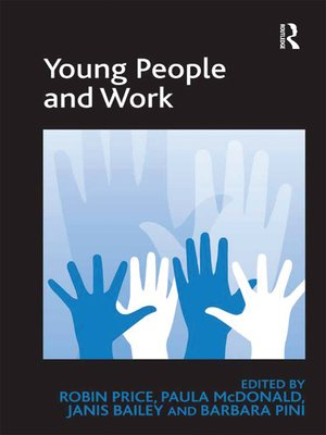 cover image of Young People and Work