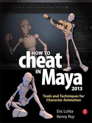 cover image of How to Cheat in Maya 2013