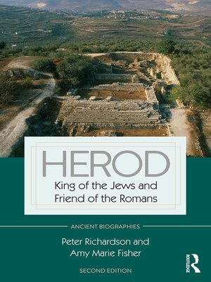 cover image of Herod