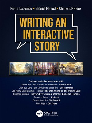 cover image of Writing an Interactive Story