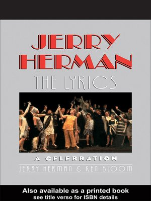 cover image of Jerry Herman