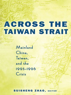 cover image of Across the Taiwan Strait