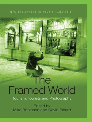 cover image of The Framed World