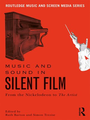 cover image of Music and Sound in Silent Film