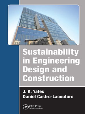 cover image of Sustainability in Engineering Design and Construction