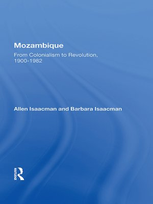 cover image of Mozambique