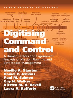 cover image of Digitising Command and Control