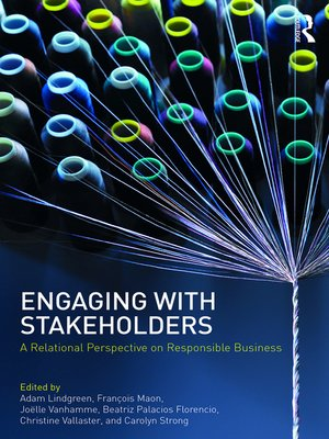 cover image of Engaging With Stakeholders