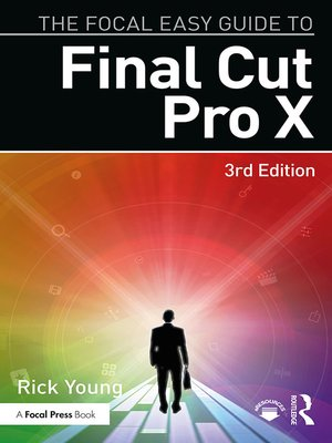 cover image of The Focal Easy Guide to Final Cut Pro X