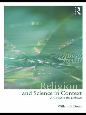 cover image of Religion and Science in Context
