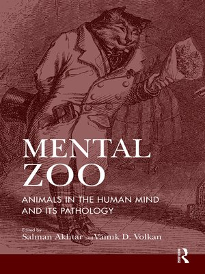 cover image of Mental Zoo