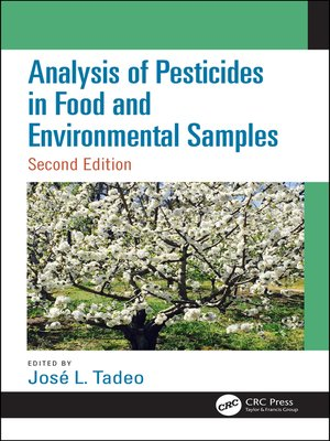 cover image of Analysis of Pesticides in Food and Environmental Samples