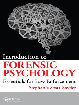 cover image of Introduction to Forensic Psychology