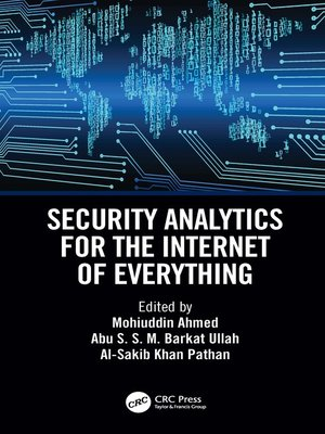 cover image of Security Analytics for the Internet of Everything