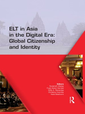cover image of ELT in Asia in the Digital Era