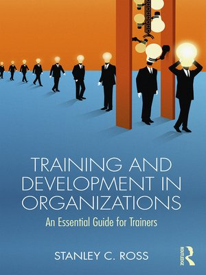 cover image of Training and Development in Organizations