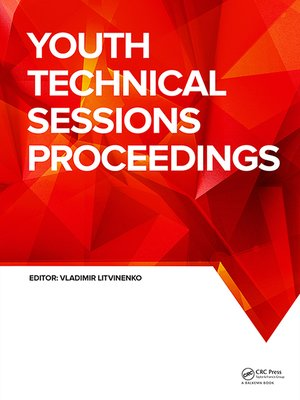 cover image of Youth Technical Sessions Proceedings