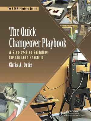 cover image of The Quick Changeover Playbook