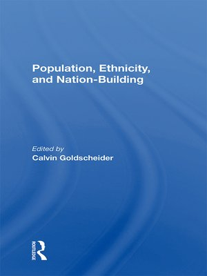 cover image of Population, Ethnicity, and Nation-building