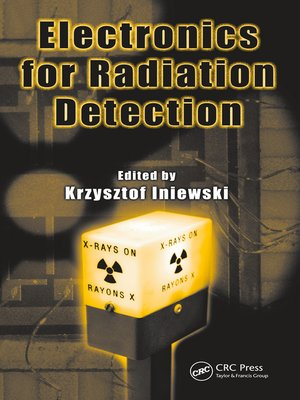 cover image of Electronics for Radiation Detection