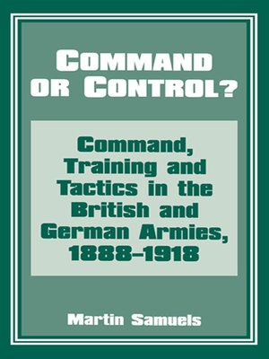 cover image of Command or Control?
