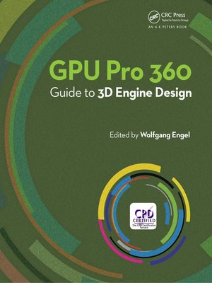 cover image of GPU Pro 360 Guide to 3D Engine Design