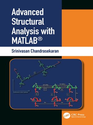 cover image of Advanced Structural Analysis with MATLAB®