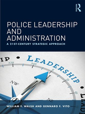 cover image of Police Leadership and Administration