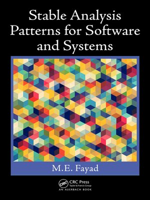 cover image of Stable Analysis Patterns for Systems