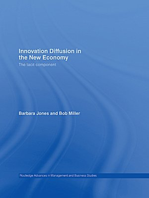 cover image of Innovation Diffusion in the New Economy