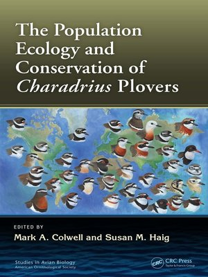 cover image of The Population Ecology and Conservation of Charadrius Plovers