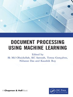cover image of Document Processing Using Machine Learning