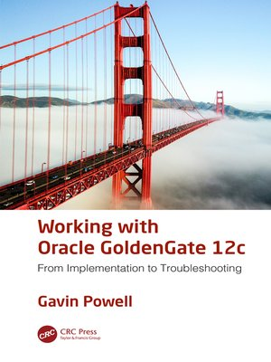 cover image of Working with Oracle GoldenGate 12c