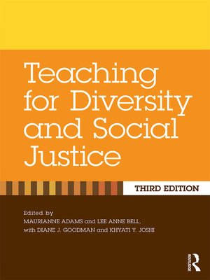 cover image of Teaching for Diversity and Social Justice