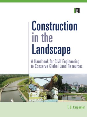 cover image of Construction in the Landscape