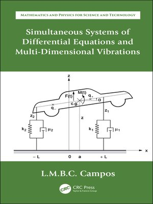cover image of Simultaneous Systems of Differential Equations and Multi-Dimensional Vibrations