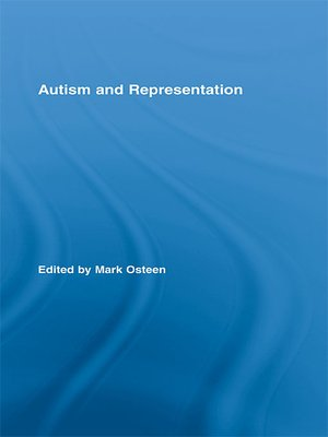 cover image of Autism and Representation