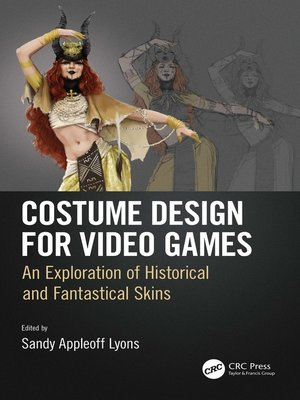 cover image of Costume Design for Video Games