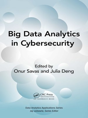 cover image of Big Data Analytics in Cybersecurity