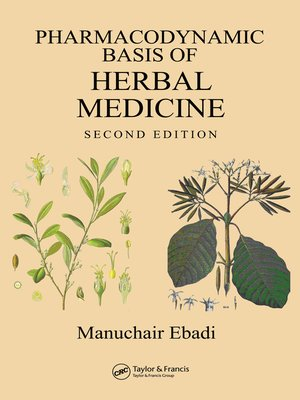 cover image of Pharmacodynamic Basis of Herbal Medicine